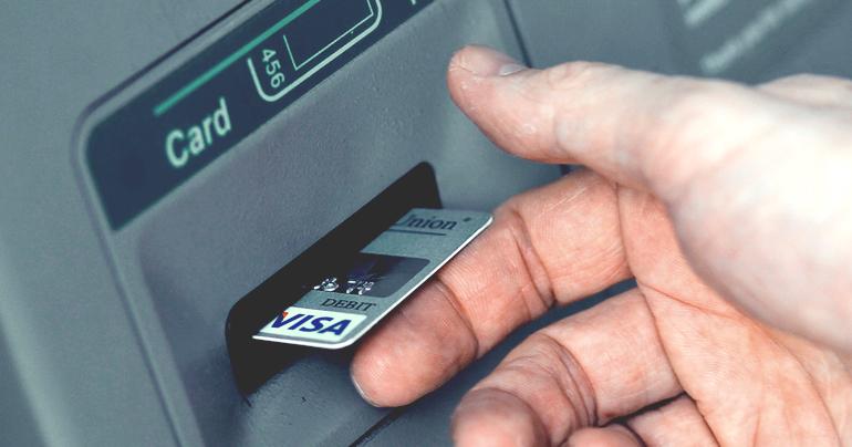 ¿Cómo funcionan los cajeros automáticos?