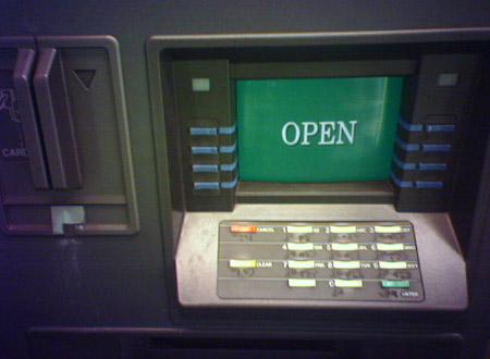 Cajero automático la elección segura para su negocio