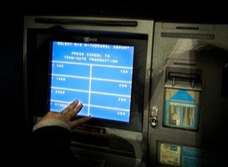 Facilidad de uso de los cajeros automáticos