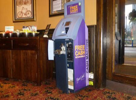 Modelos de cajeros automáticos Mission ATM