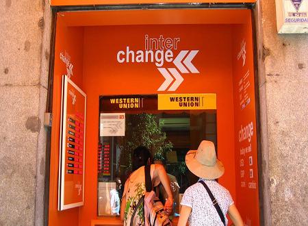 Las tiendas convencionales y sus pedidos de máquinas ATM