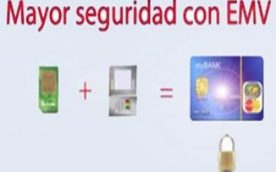 Los sistemas EMV para tarjetas de bancos se están implementando a nivel mundial