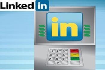 ATM con Linkedin