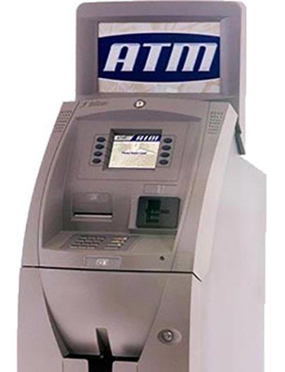 Cajero automatico Triton RL2000 a 1