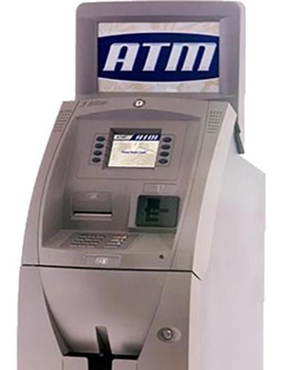 Cajero automatico Triton RL2000 a